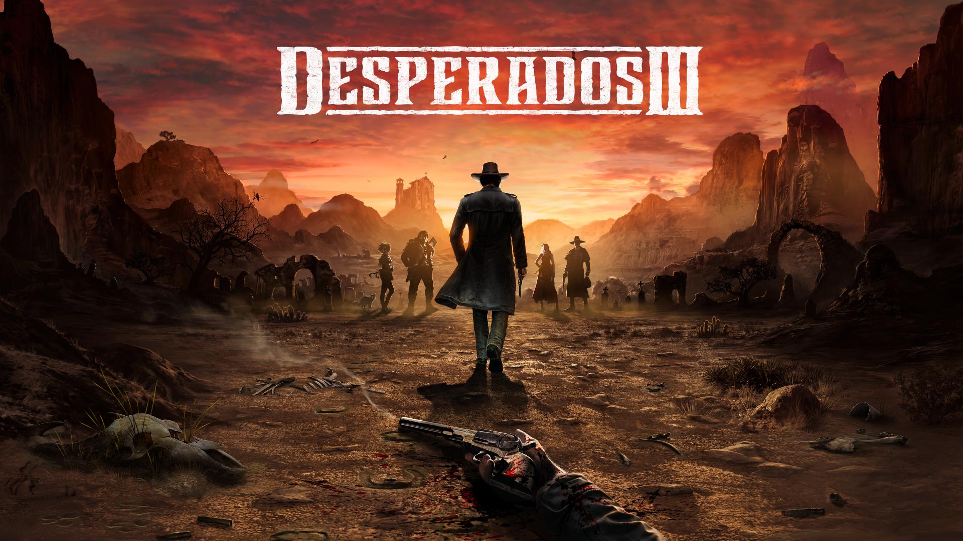 Desperados Iii Official Website